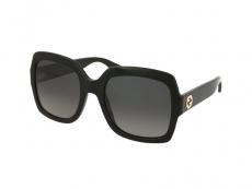 Slnečné okuliare Oversize - Gucci GG0036S-011