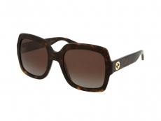 Slnečné okuliare Oversize - Gucci GG0036S-012