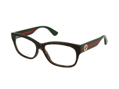 Dioptrické okuliare Gucci GG0278O-012