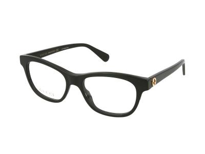 Dioptrické okuliare Gucci GG0372O-001