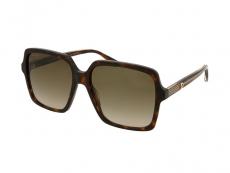 Slnečné okuliare Oversize - Gucci GG0375S-002
