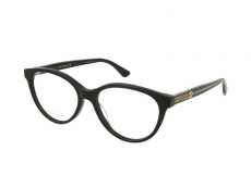 Dioptrické okuliare Oválne - Gucci GG0379O-001
