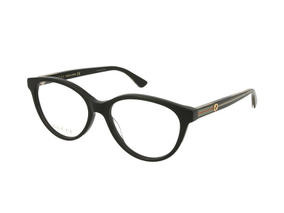 Dioptrické okuliare Gucci GG0379O-001