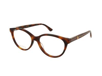 Dioptrické okuliare Gucci GG0379O-003