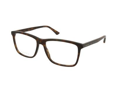 Dioptrické okuliare Gucci GG0407O-006