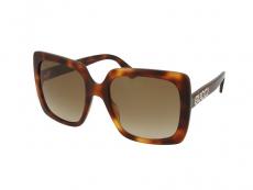 Slnečné okuliare Oversize - Gucci GG0418S-003