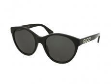 Slnečné okuliare oválne - Gucci GG0419S-001