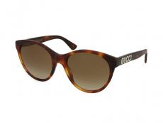 Slnečné okuliare oválne - Gucci GG0419S-003