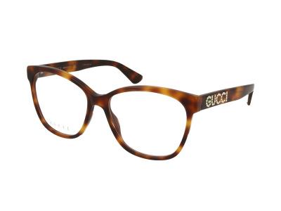 Dioptrické okuliare Gucci GG0421O-002