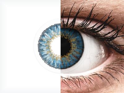 Air Optix Colors - True Sapphire - nedioptrické (2 šošovky)