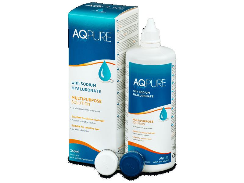 Roztok AQ Pure 360ml  - Čistiaci roztok