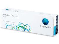Biomedics 1 Day Extra Toric (30šošoviek) - Torické kontaktné šošovky