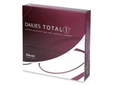 Kontaktné šošovky - Dailies TOTAL1 (90šošoviek)