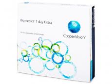 Kontaktné šošovky - Biomedics 1 Day Extra (90šošoviek)
