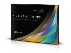 Farebné kontaktné šošovky - Air Optix Colors - dioptrické (2šošovky)