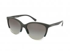 Slnečné okuliare Cat Eye - Emporio Armani EA4110 563111