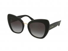 Slnečné okuliare Cat Eye - Dolce & Gabbana DG4319 501/8G