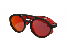 Slnečné okuliare okrúhle - Carrera CARRERA 5046/S BLX/UZ