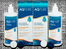 Roztok AQ Pure 2 x 360ml  - Výhodné dvojbalenie roztoku