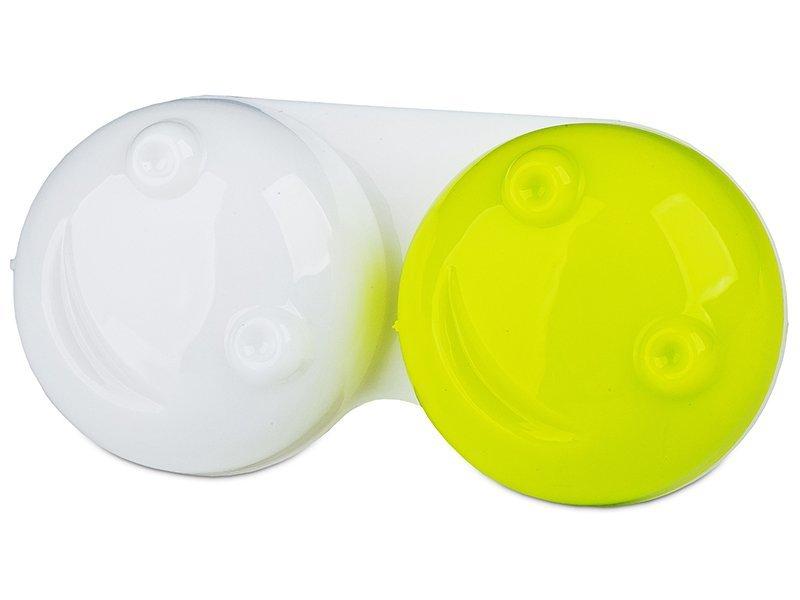 Puzdro na šošovky 3D - zelené