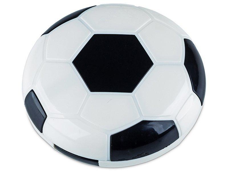 Kazeta Futbalová lopta - čierna