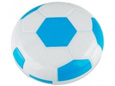 Príslušenstvo - Kazeta Futbalová lopta - modrá