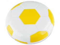 Príslušenstvo - Kazeta Futbalová lopta - žltá