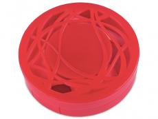 Príslušenstvo - Kazeta s ornamentom - červená