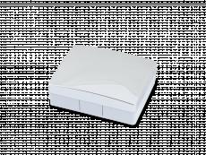 Elegantná kazeta - strieborná