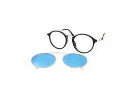 Dioptrické okuliare Okrúhle - Crullé TR1712 C2