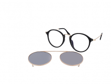 Dioptrické okuliare Okrúhle - Crullé TR1712 C4