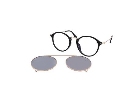 Dioptrické okuliare Crullé TR1712 C4