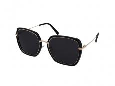 Slnečné okuliare Oversize - Crullé TR1736 C1
