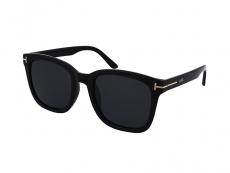 Slnečné okuliare Oversize - Crullé TR1754 C1