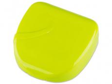 Kazetky so zrkadielkom - Kazeta Line - žltá