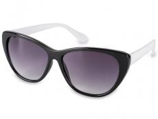 Slnečné okuliare dámske - Slnečné okuliare OutWear - Black/White