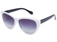 Okuliare - Slnečné okuliare OutWear - White/Black