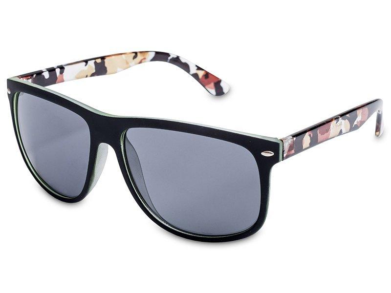 Slnečné okuliare Coach - Black/Green
