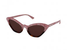 Slnečné okuliare Cat Eye - Alexander McQueen MQ0189S 004