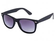 Slnečné okuliare Pánske - Slnečné okuliare Stingray - Black Rubber