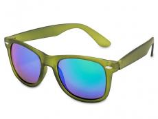 Slnečné okuliare Pánske - Slnečné okuliare Stingray - Green Rubber