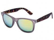 Slnečné okuliare Pánske - Slnečné okuliare Stingray - Yellow/Grey Rubber