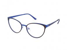 Dioptrické okuliare Cat Eye - Crullé 9347 C2