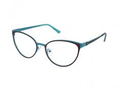 Dioptrické okuliare Cat Eye - Crullé 9347 C3