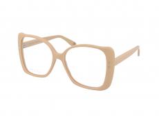 Dioptrické okuliare Oversize - Gucci GG0473O-005