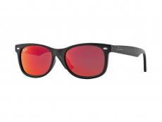 Slnečné okuliare štvorcové - Slnečné okuliare Ray-Ban RJ9052S - 100S/6Q
