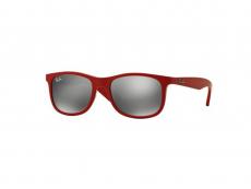 Slnečné okuliare štvorcové - Slnečné okuliare Ray-Ban RJ9062S - 7015/6G