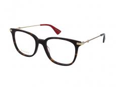 Dioptrické okuliare Gucci - Gucci GG0110O-007