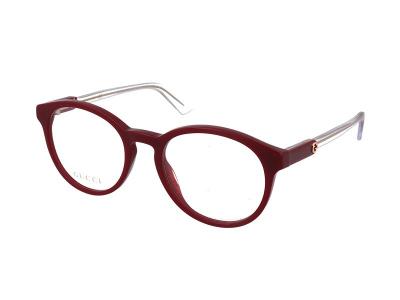 Dioptrické okuliare Gucci GG0485O 004