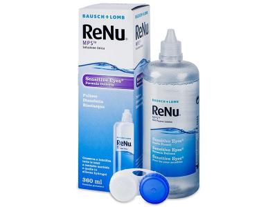 ReNu MPS Sensitive Eyes 360 ml  - Starší vzhľad